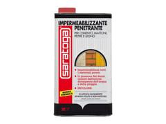 Impermeabilizzante per cemento, mattoni, pietre e legnoZ 7 | Latta - SARATOGA INT. SFORZA