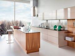 Cucina su misura con isolaZ2 - ZAJC KUCHNIE