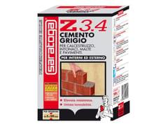 SARATOGA, Z3.4 Cemento grigio