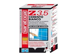 SARATOGA, Z3.5 Cemento bianco
