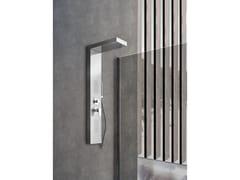 Colonna doccia a parete con doccettaZAFFIRO - WEISS-STERN