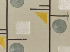 Tessuto per tende in cotone e linoZAGORA - ZIMMER + ROHDE