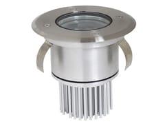 Faretto per esterno a LED in acciaio inox da incassoZAXOR 10° - BEL-LIGHTING