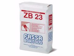 Intonaco di fondo a base di solfato di calcioZB 23 - FASSA