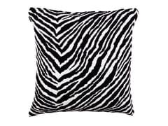 Cuscino quadrato in lanaZEBRA | Cuscino - ARTEK