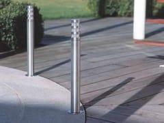 Paletto luminoso in acciaio inoxZEBRA FL - BEL-LIGHTING