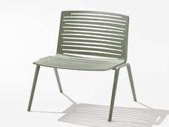 Poltrona da giardino in alluminioZEBRA | Poltrona da giardino - FAST
