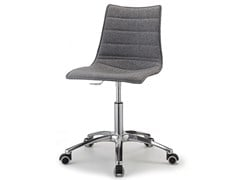 Sedia ufficio operativa a 5 razze ZEBRA POP | Sedia ufficio operativa - Zebra