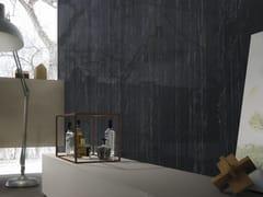Pavimento/rivestimento effetto marmo ULTRA MARMI - ZEBRINO BLACK - ULTRA MARMI