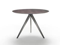Tavolino di servizio rotondoZEFIRO | Tavolino - FLEXFORM