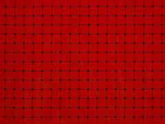 LELIEVRE, JEAN PAUL GAULTIER - ZEN Tessuto a quadri in velluto con motivi grafici