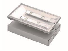 Luce di emergenza a LED a soffitto orientabileZENIT | Luce di emergenza - DAISALUX