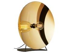 Lampada da tavolo fatta a mano in vetro termoformato con dimmerZENITH | Lampada da tavolo - RADAR INTERIOR