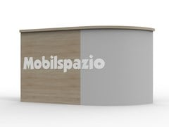 BANCO RECEPTION IN NOBILITATOZEUS BR 02 - MOBILSPAZIO
