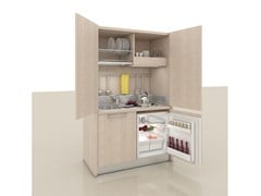 Minicucina in legnoZEUS K150 - MOBILSPAZIO