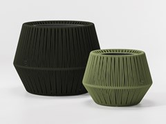 Kettal, ZIGZAG | Vaso da giardino  Vaso da giardino
