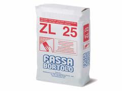 Intonaco di lisciatura a base di calce e gessoZL 25 - FASSA