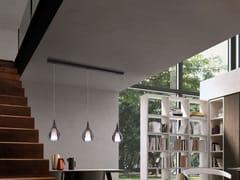 Lampada a sospensione in vetro soffiatoZOE | Lampada a sospensione in vetro soffiato - CANGINI & TUCCI