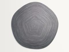 Tappeto rettangolare in corda a motivi geometrici ZOE | Tappeto ...