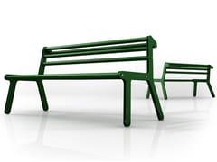 GARDA DESIGN, ZOO Panchina in ferro