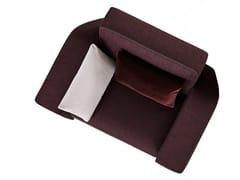 Poltrona in tessuto con braccioliZOOM IN   Poltrona - MONTIS