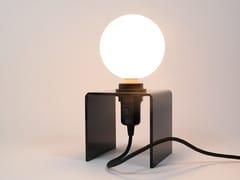 Lampada da tavolo a LED in vetroZSAZSA - LUCILUX.COM