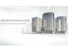 ZWSOFT, ZWCAD Architecture Disegno tecnico CAD 2D 3D