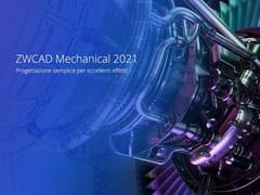 ZWSOFT, ZWCAD Mechanical Disegno tecnico CAD 2D 3D
