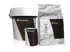 Rezina, ZN (A+B+C) F.U. Resina tricomponente
