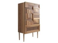Cassettiera in legnoTOTEM   Cassettiera in legno - LOLA GLAMOUR