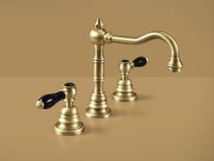 Rubinetto per lavabo a 3 fori da pianoMELROSE 21 - 2112215_2 - FIR ITALIA
