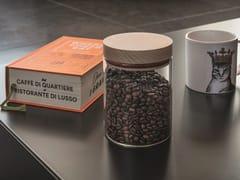 Contenitore per alimenti in vetro borosilicatoA_GGIUNGI - ABIMIS IS A PRISMA S.R.L. BRANDMARK