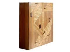 Credenza in legno con ante a battenteTAURO | Credenza - LOLA GLAMOUR
