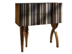 Consolle rettangolare in legno con cassettiREINA | Consolle - LOLA GLAMOUR