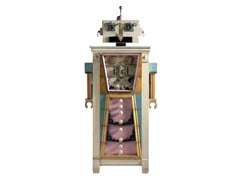 Cassettiera in legnoMSS. ROBOT - LOLA GLAMOUR