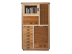 Credenza in legno con ante a battente e cassettiSELLER   Credenza in legno - LOLA GLAMOUR