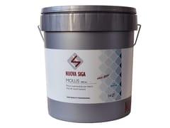 Idropittura per interni a base di resine acriliche lavabileMOLLIS - NUOVA SIGA A BRAND OF UNI GROUP