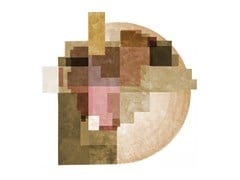 Tappeto fatto a mano A1 WIFI EDIT (WI2051) - Contemporary