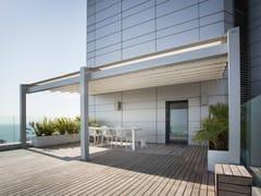 KE Outdoor Design, A4 | Pergolato addossato  Pergolato addossato