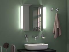 KOH-I-NOOR, ABBRACCIO LED Specchio rettangolare da parete con illuminazione integrata