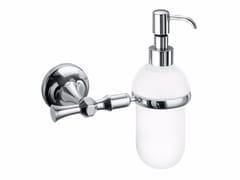 Dispenser sapone da parete ABCA01E | Dispenser sapone - Accessori Bagno Classici