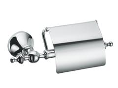 Portarotolo in metallo ABML10A | Portarotolo - Accessori Bagno Classici