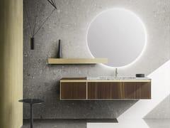 Mobile lavabo singolo con cassettiABSOLUTE 35 - ARBI ARREDOBAGNO