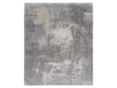 Tappeto fatto a mano su misura ABSTRACT 1 GREY - Abstract