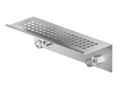 Mensole Da Bagno In Acciaio : Ipegtop mensola per vasca da bagno estensibile acciaio