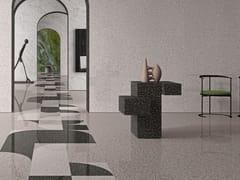 Pavimento/rivestimento in gres porcellanato effetto pietra per interniACCADEMIA FULL BODY BELLINI - ARIOSTEA