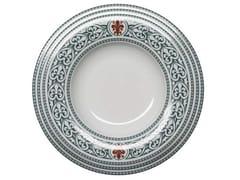 Set di piatti in porcellanaACGDIBR99300 | Set di piatti - OFFICINE GULLO