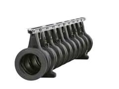 Elemento e canale di drenaggio in polietileneACO DRAIN® Qmax 225 - ACO PASSAVANT