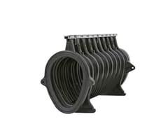Elemento e canale di drenaggio in polietileneACO DRAIN® Qmax 550 - ACO PASSAVANT