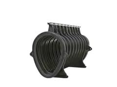 Elemento e canale di drenaggio in polietileneACO DRAIN® Qmax 700 - ACO PASSAVANT